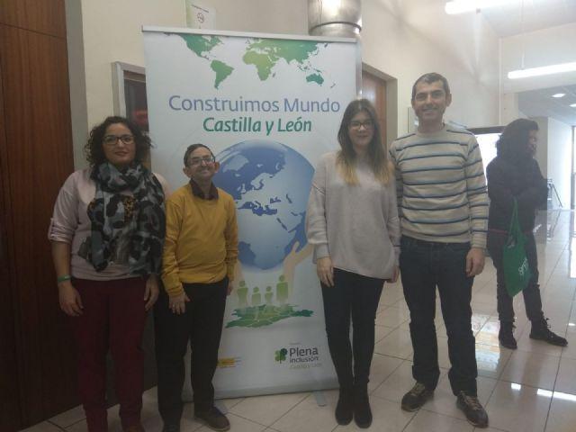 La pleguera Teresa Cifuentes participó en el encuentro Construimos Mundo en Valladolid - 5, Foto 5