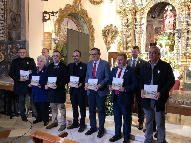 "A new edition of ""Cuadernos de La Santa"" is presented in the Sanctuary of the Patron"