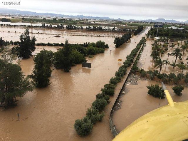 Lluvias y fuertes vientos en la Región de Murcia: cuándo reclamar por los daños de esta nueva DANA - 1, Foto 1