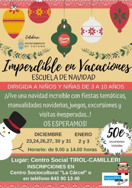 "Present the project ""Eduteca Imperdible Concilia"", which includes services of Eduteca and Vacation Schools, Foto 3"