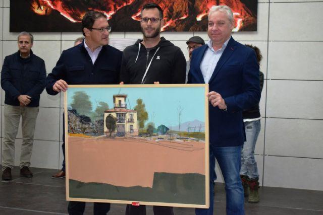 Eduardo Gómez gana el premio