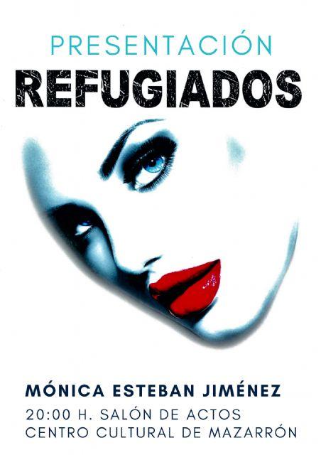 Monica Esteban presenta hoy su libro