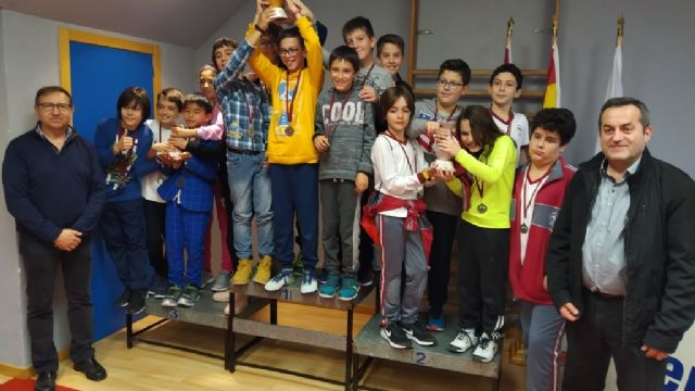 The Local Phase of School Sports Chess was attended by 48 students, Foto 2