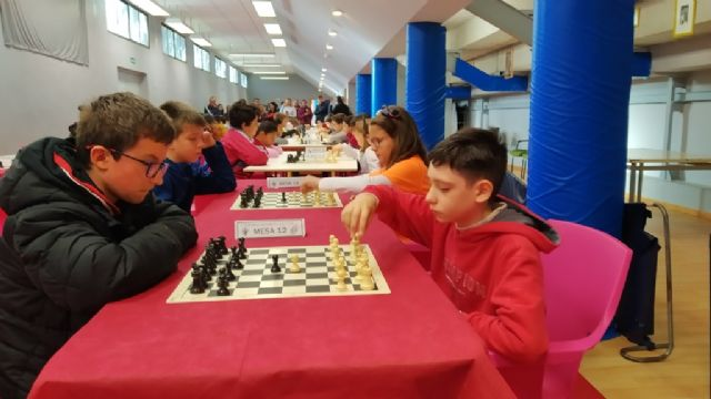 The Local Phase of School Sports Chess was attended by 48 students, Foto 7
