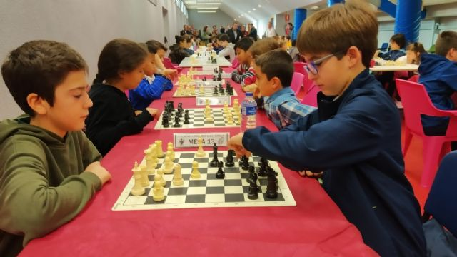 The Local Phase of School Sports Chess was attended by 48 students, Foto 8
