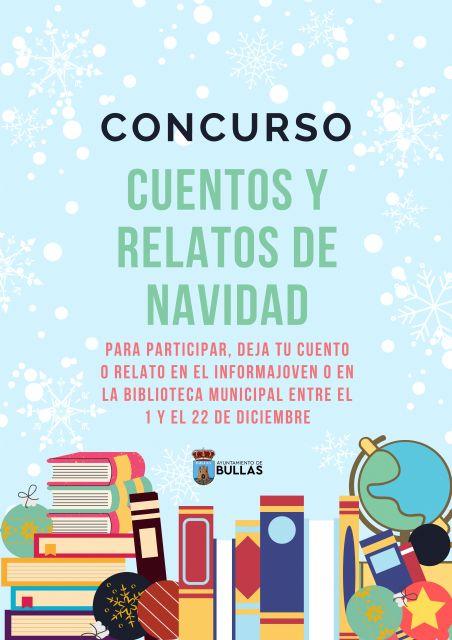 Concurso de Cuentos y Relatos de Navidad 2020 - 1, Foto 1