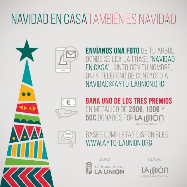 La Concejalía de Cultura te invita a participar desde casa con el concurso de árboles navideños - 1, Foto 1