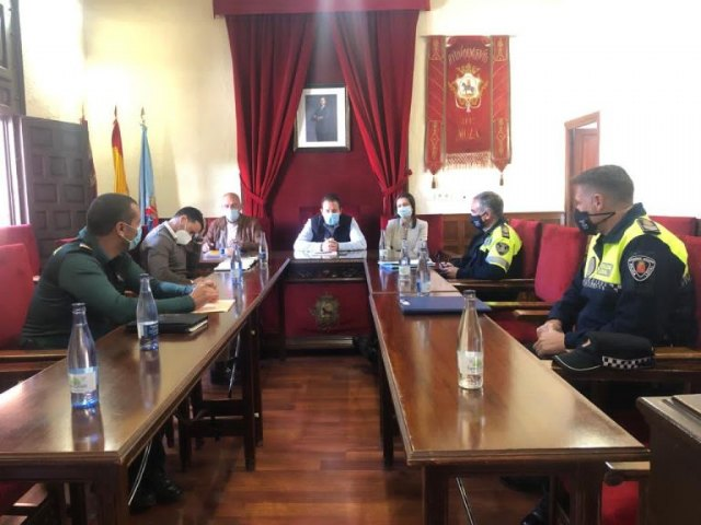 Ayuntamiento, Policía Local y Guardia Civil establecen pautas y recomendaciones ante la autorización de asistencia de público en los eventos deportivos - 1, Foto 1