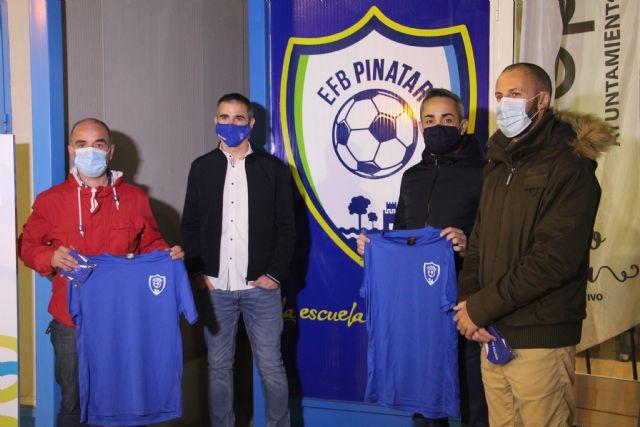 La Escuela de Fútbol Base Pinatar, estrena nueva imagen - 1, Foto 1