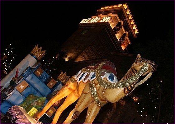 La Cabalgata de los Reyes Magos de Oriente recorre mañana las principales calles de Totana, Foto 1