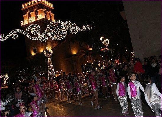 La Cabalgata de los Reyes Magos de Oriente recorre mañana las principales calles de Totana, Foto 2