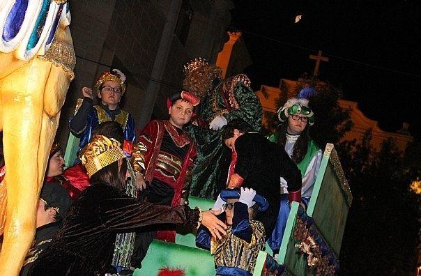 La Cabalgata de los Reyes Magos de Oriente recorre mañana las principales calles de Totana, Foto 4