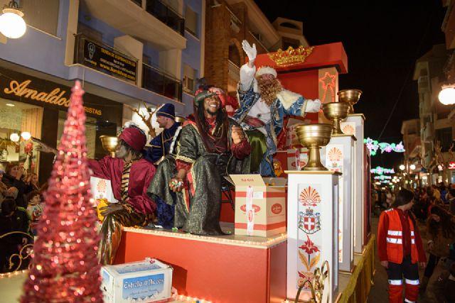 Los Reyes Magos llegan este jueves en barco a Puerto de Mazarrón - 1, Foto 1