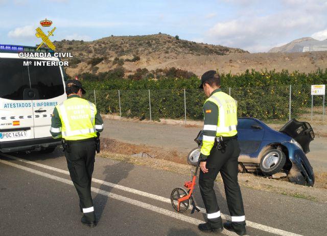 La Guardia Civil investiga al conductor de un camión de mercancías peligrosas por conducir bajo la influencia de la cocaína, Foto 4