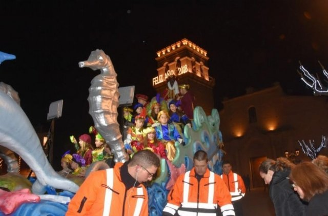 More than 500 people participate tomorrow in the Cabalgata de Reyes 2019 - 5
