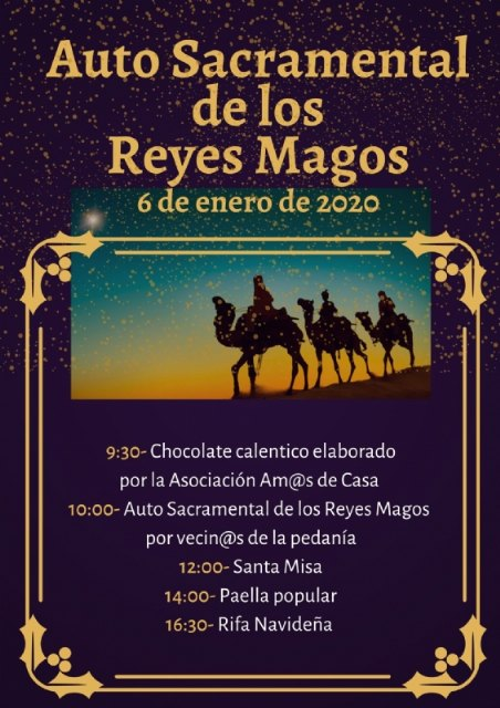 The Car of the Magi of El Paretón-Cantareros will take place this Monday, January 6 after several years without being held