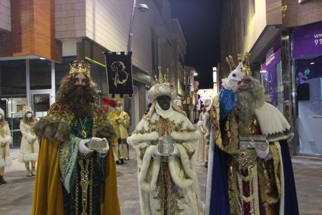 Los Reyes Magos llegarán a todos los hogares a través de Redes Sociales y la televisión - 1, Foto 1