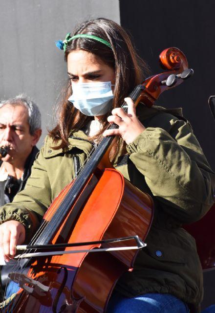 La Sección Juvenil ABMC realiza el concierto de Año Nuevo en Calasparra - 2, Foto 2