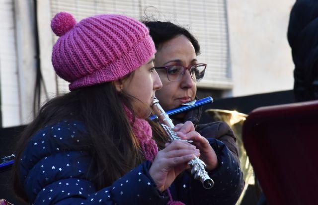 La Sección Juvenil ABMC realiza el concierto de Año Nuevo en Calasparra - 4, Foto 4