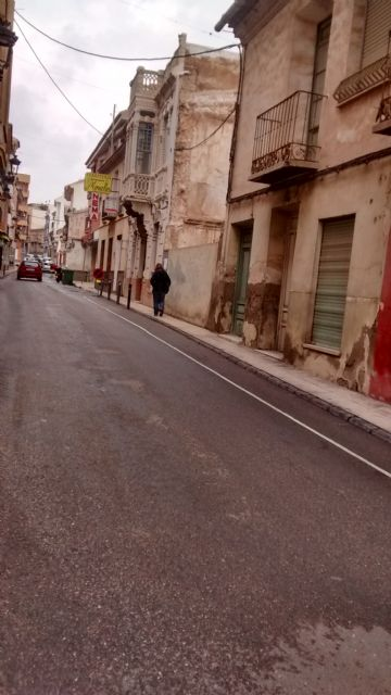 El PP se pregunta por qué el alcalde aparca al concejal de Seguridad Ciudadana del proyecto de remodelación de la Avda. Santa Eulalia, Foto 1