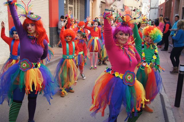 Los desfiles del Carnaval de adultos e infantil se celebran este próximo fin de semana, Foto 2