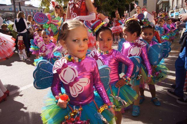 Los desfiles del Carnaval de adultos e infantil se celebran este próximo fin de semana, Foto 3