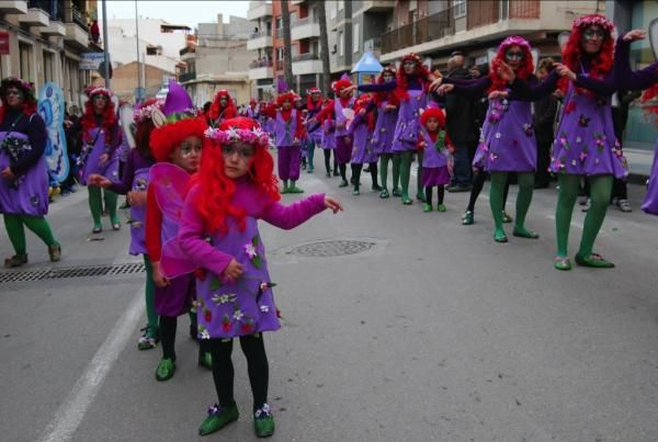 Los desfiles del Carnaval de adultos e infantil se celebran este próximo fin de semana, Foto 5