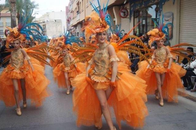 Los desfiles del Carnaval de adultos e infantil se celebran este próximo fin de semana, Foto 1