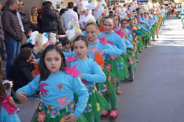 Los desfiles del Carnaval de adultos e infantil se celebran este próximo fin de semana, Foto 4