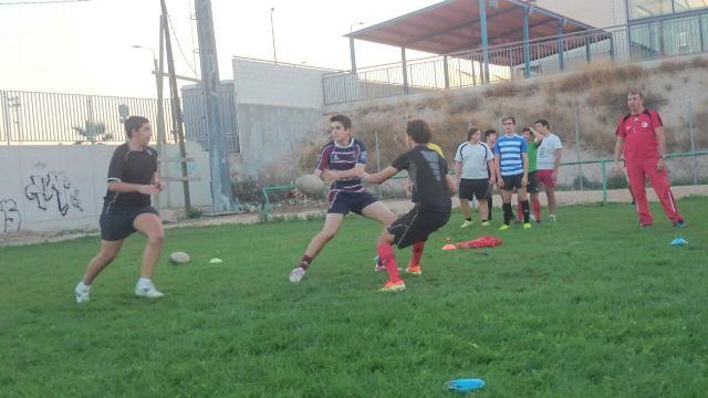 6 jugadores del CR Totana son convocados por las selecciones murcianas de Rugby sub-18 y sub-16, Foto 1