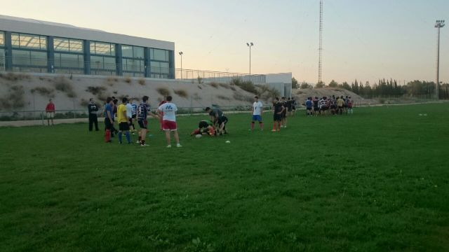 6 jugadores del CR Totana son convocados por las selecciones murcianas de Rugby sub-18 y sub-16, Foto 2