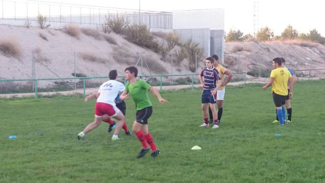 6 jugadores del CR Totana son convocados por las selecciones murcianas de Rugby sub-18 y sub-16, Foto 3