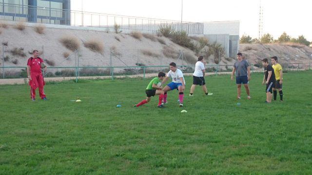 6 jugadores del CR Totana son convocados por las selecciones murcianas de Rugby sub-18 y sub-16, Foto 4
