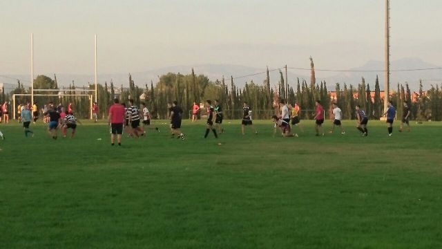 6 jugadores del CR Totana son convocados por las selecciones murcianas de Rugby sub-18 y sub-16, Foto 5