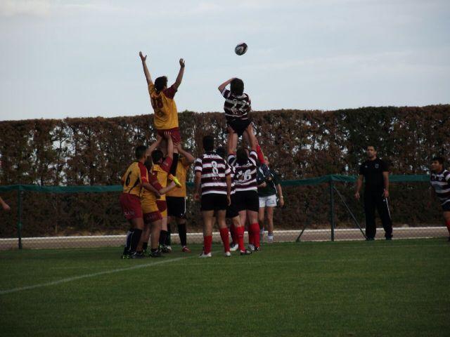 6 jugadores del CR Totana son convocados por las selecciones murcianas de Rugby sub-18 y sub-16, Foto 7