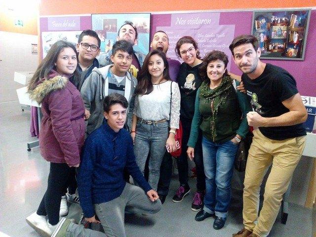 El Instituto Prado Mayor de Totana participó en el programa Locos X Ciencia, Foto 1