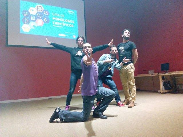 El Instituto Prado Mayor de Totana participó en el programa Locos X Ciencia, Foto 3