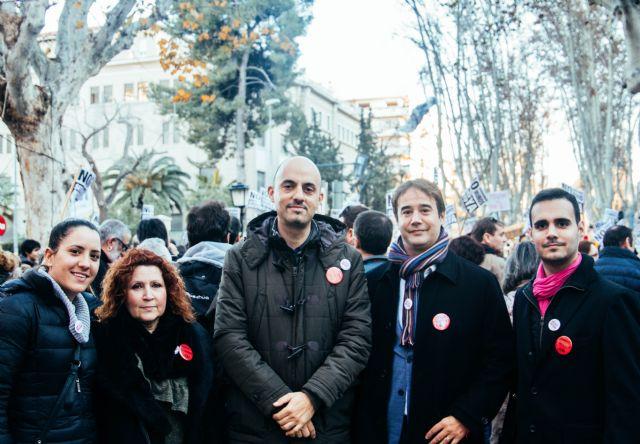 Javier Bezares (UPYD) asegura que el PP no conseguirá dividir a los murcianos - 1, Foto 1