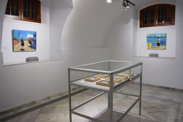 Charris expone en Mazarrón hasta el 23 de marzo - 2, Foto 2