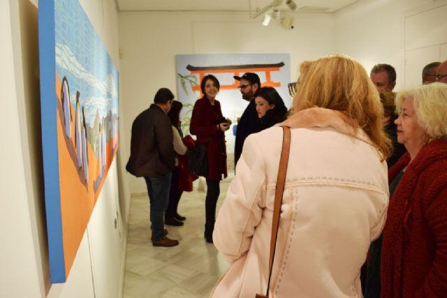 Charris expone en Mazarrón hasta el 23 de marzo, Foto 3