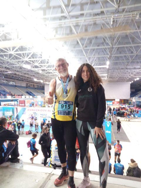 Participation of the Athletics Club of Totana in the XXII Half Marathon of Almería - 1