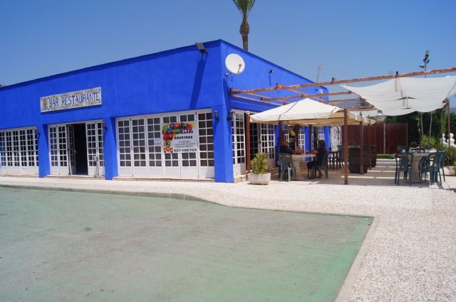 "The resolution of the contract of the restaurant bar of the municipal sports center ""December 6"" and the cantina of the Sports Complex ""Valle del Guadalentín"" is declared"