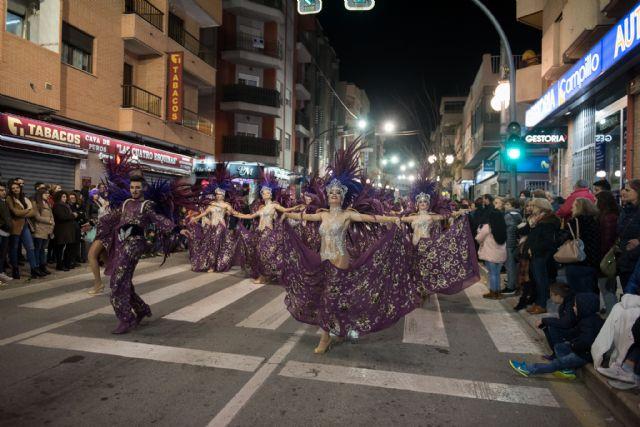 Festejos publica las bases del Carnaval 2019, Foto 1