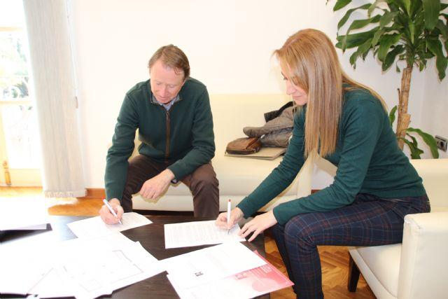 El Ayuntamiento suscribe un convenio con el Círculo para crear un espacio joven, Foto 1