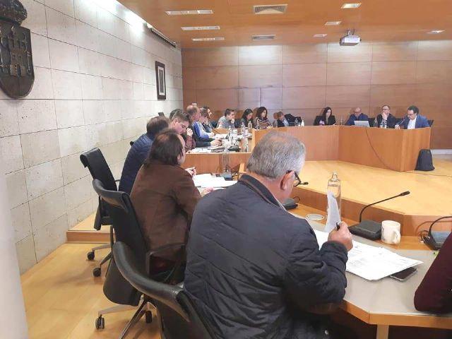El Pleno aprueba instar al Gobierno regional a que no se implante la pretendida autorizaci�n expresa o pin parental en los centros educativos de la Comunidad Aut�noma, Foto 5