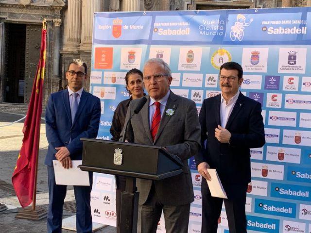 La Vuelta Ciclista a la Región de Murcia celebra su 40 edición el 14  y 15 de febrero con un recorrido de 357 kilómetros - 2, Foto 2