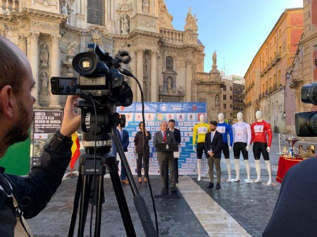 La Vuelta Ciclista a la Región de Murcia celebra su 40 edición el 14  y 15 de febrero con un recorrido de 357 kilómetros - 3, Foto 3