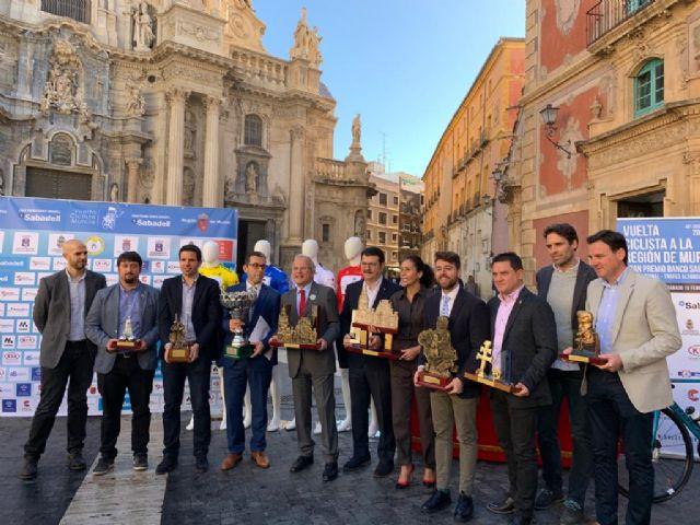 La Vuelta Ciclista a la Región de Murcia celebra su 40 edición el 14  y 15 de febrero con un recorrido de 357 kilómetros - 4, Foto 4