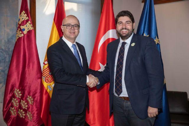 La Región de Murcia avanza en sus relacion es comerciales con Turquía - 1, Foto 1