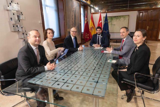 La Región de Murcia avanza en sus relacion es comerciales con Turquía - 2, Foto 2
